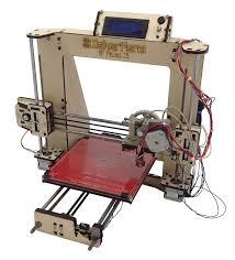 Amado MakerFarm Prusa 8″ i3 kit | 3D Printing India @CV75