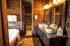 cabin bathroom ideas rustic shower curtains cabin joanne russo homesjoanne russo homes