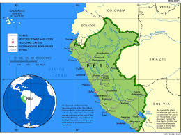 Asia On Map by Peru Asia Trade Lima Goes Seoul Searching As Coa