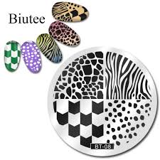 leopard nail stamp promotion shop for promotional leopard nail