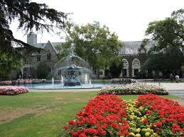 New Zealand Botanical Gardens The Garden City Of New Zealand Christchurch