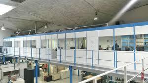 bureau d atelier modulaire nous pouvons installer nos cloisons sur et sous plateforme pour vous