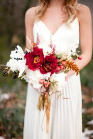 Flowers For November Wedding - 47 best red flowers for weddings images on pinterest marriage
