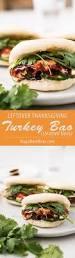 thanksgiving turkey sandwich recipe leftover turkey bao steamed buns