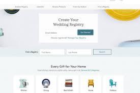 wedding registry combine the best online wedding registries woman getting married