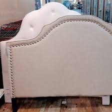 upholstered headboard love its overflowing