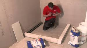 Preparing A Shower Floor For Tile by How To Prepare A Shower For Tiling Diy Tiling Made Easy Youtube