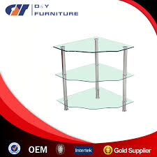 glass triangle coffee tables glass triangle coffee tables
