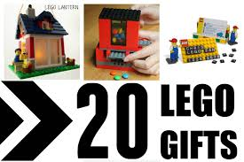 cool gifts for 20 cool lego gifts to build lalymom