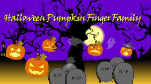 halloween pumpkin cartoons halloween pumpkin finger family finger family halloween nursery