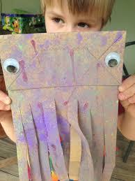 coffs for kids craft jellyfish bags coffsforkids com