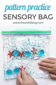 ocean sensory bag a fun quiet time activity for kids bags