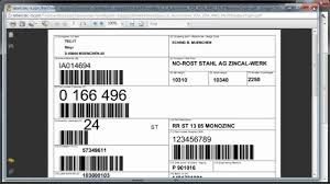 Fedex Label Template Word Online Label Printing Web Printing Supplier Labeling With