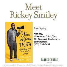 Barnes And Noble In Cincinnati Ohio Meet Rickey Smiley Presented By Barnes And Noble Booksellers At
