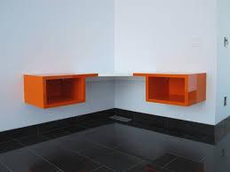 faire un bureau d angle designs uniques de bureau suspendu archzine fr