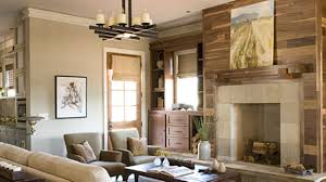 Decorating Ideas For Living Rooms With Brown Leather Furniture Casual Living Room Decorating Ideas Southern Living