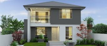 simple two storey house design double storey building design homes floor plans