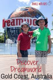 Things To Do In The Ultimate Family Guide Ultimate Family Guide To Dreamworld With Boys Of All Ages Gold