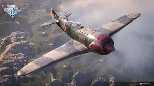 game world of warplanes