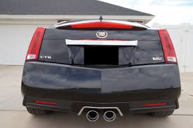 cadillac cts mileage 2011 cadillac cts v coupe black tricoat edition recaro low