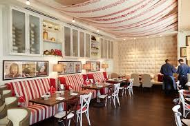 The Dining Room Restaurant Fabio Trabocchi U0027s Gorgeous New Italian Restaurant Is All About The