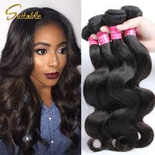 wave sew in cheap hair wave 4pcs sew in weave human hair
