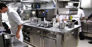 cuisine professionelle quelle est la durée de vie des équipements de cuisine pro le
