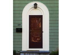 Exterior Door Pediment And Pilasters Portico Design Ideas Door Surround Ideas Bartlett Brainard