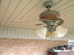 outdoor ceiling fans with metal blades outdoor ceiling fans with metal blades dual ceiling fan brushed