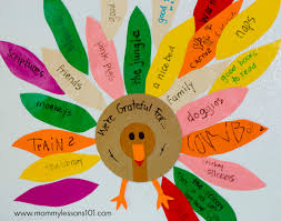lessons 101 thankful turkey thanksgiving tradition