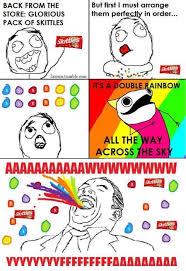 Taste The Rainbow Meme - taste the rainbow
