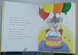 birthday wish book my birthday wish personalized birthday book for kids