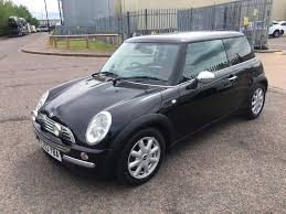 mini cooper s 2003 black and red with full service history u0026 full