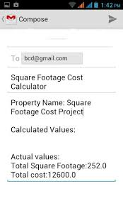 Total Square Footage Calculator Download Square Footage Calculator Unlimited Android Android