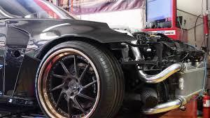 nissan 370z qatar living carbonz dyno 370z 400z 400ztt 4 0l twin turbo youtube