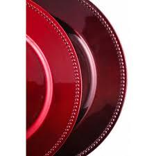 burgundy charger plates bulk 24 plates 402076 f119 109 burgundy