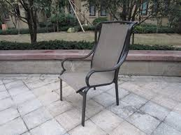 Patio Chairs Uk Fabulous Patio Furniture Replacement Slings Home Decorating Ideas