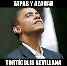 Memes De Obama - los mejores memes de la visita de obama a sevilla