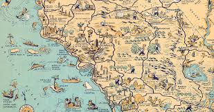 Hollywood Usa Map by Curbed La Archives Los Angeles Maps Page 2