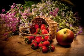 all natural flower food an apple is a rose and other strange food relations the food hub
