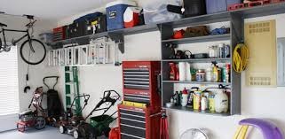 How To Organize Garage - garage organization and storage project today u0027s homeowner