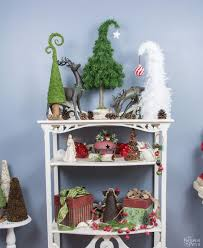cheap christmas trees whimsical tabletop christmas trees hometalk