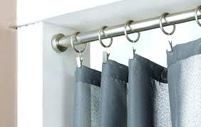Curtain Rods Target Tension Shower Curtain Rod Australia Gopelling Net