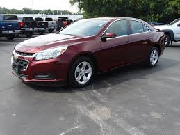 used certified one owner 2015 chevrolet malibu lt st charles il