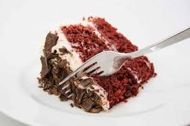 red velvet cake rampant cuisine