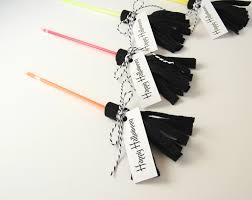 Glow Stick Halloween Costume Ideas 25 Candy Halloween Treat Ideas Glow Sticks Witch Broom
