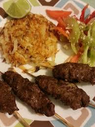 Mediterranean Style Food - mediterranean style beef kabobs serendibbeginnings