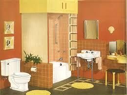 orange bathroom ideas 24 pages of vintage bathroom design ideas from crane 1949 catalog
