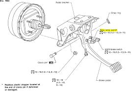 vw brake light switch wiring diagram image details