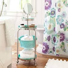 Rolling Bathroom Storage Cart by Bathroom Cart On Wheels Simple Rolling Bath Cart Design Simple